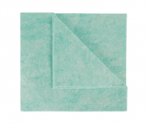 38X40CM HEAVY MIGHTY WIPES GREEN PACK OF 10