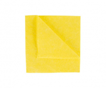 38X40CM HEAVY MIGHTY WIPES YELLOW PACK OF 10