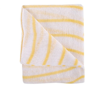 YELLOW COLOUR CODED DISH CLOTHS PER (EA)