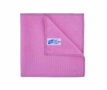 40X40CM EXEL SUPERCLOTH (CASE) ABBEY PINK