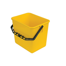 6 LITRE BUCKET ONLY YELLOW