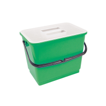 4 LITRE TOP DOWN BUCKET & LID