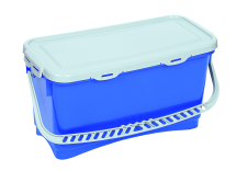 ROKLEAN 20 LITRE TOP DOWN BUCKET & LID BLUE