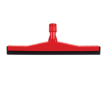 35CM HD PLASTIC FLOOR SQUEEGEE RED