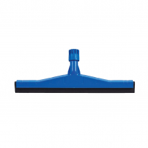 45CM HD PLASTIC FLOOR SQUEEGEE BLUE