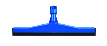 65CM HD PLASTIC FLOOR SQUEEGEE BLUE