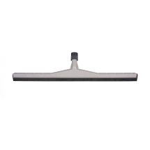 65CM HD PLASTIC FLOOR SQUEEGEE GREY