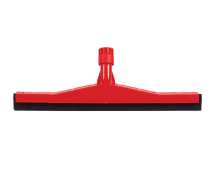 65CM HD PLASTIC FLOOR SQUEEGEE RED