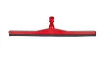 75CM HD PLASTIC FLOOR SQUEEGEE RED