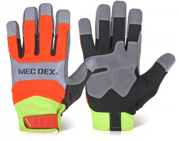 FUNCTIONAL PLUS IMPACT MECHANICS GLOVE