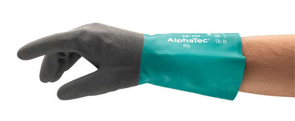 ANSELL ALPHATEC 58-430 GLOVE