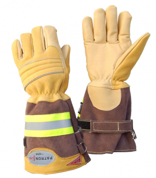 PATRON FIRE LONG CUFF ELK GLOVE