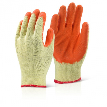 EC8 ECONOMY GRIP GLOVE ORANGE