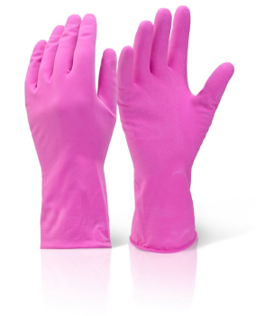 HOUSEHOLD MW GLOVES PINK