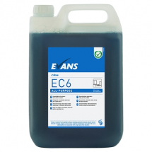 EC6 ALL PURPOSE HARD SURFACE CLEANER 5LTR BLUE ZONE