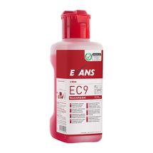 EC9 PERFUMED WASHROOM CLEANER & DESCALER 1LTR RED ZONE