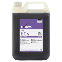 EC4 SANITISER MULTI SURFACE CLEANER AND DISINFECTANT 5LTR