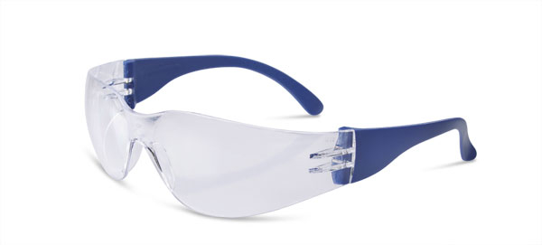 B-BRAND EVERSON SAFETY SPEC CLEAR LENS