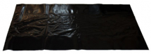 HEAVY DUTY BLACK WHEELIE BIN BAG
