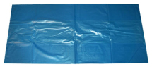 STRONG BLUE REFUSE SACK 18X29X39 160G