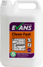 CLEAN FAST HEAVY DUTY WASHROOM CLEANER 5LTR