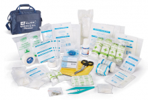 CLICK MEDICAL TEAM FIRST AID KIT IN SPORTS BAG