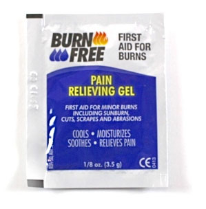 BURN GEL SACHETS 3.5mm (SINGLE