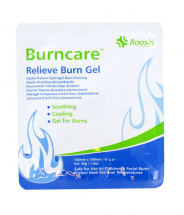 HYGIOBURN HYDROGEL BURNS DRESSING 10x10cm