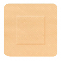 HYGIO PLAST WATERPROOF PLASTERS 100 SQUARE 30x30mm
