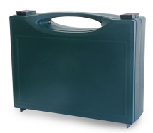 CLICK MEDICAL 5090 LARGE PRIESTFIELD FIRST AID BOX GRN