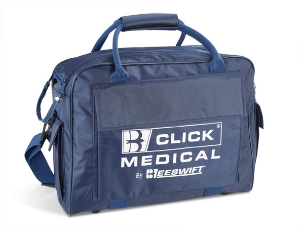 CLICK MEDICAL BLUE TOUCHLINE SPORTS FIRST AID BAG