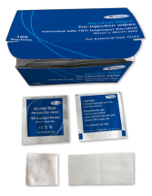 HYGIO PRE INJECTION WIPES