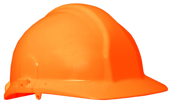 1125 SAFETY HELMET ORANGE