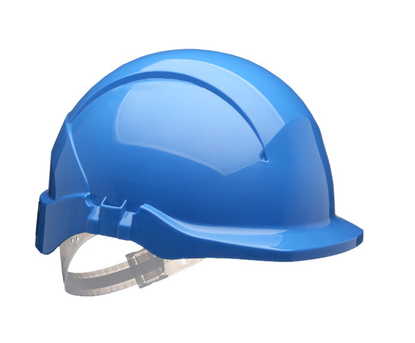 CONCEPT R/PEAK SAFETY HELMET LIGHT BLUE