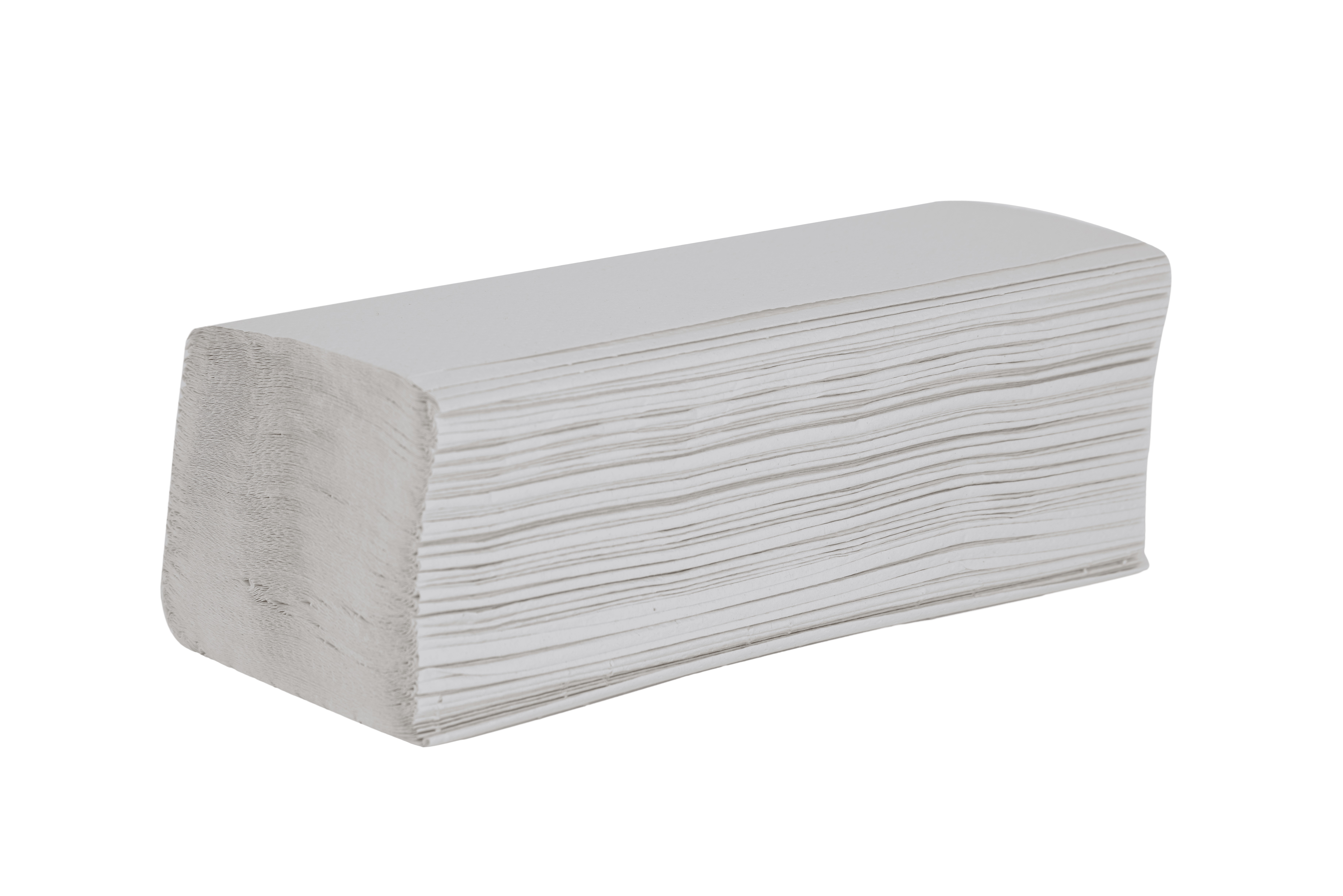 ESSENTIALS 1 PLY WHITE INTERFOLD HAND TOWEL