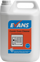 COMBI OVEN CLEANER 5LTR