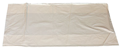 13 X 23 30 WHITE H/DUTY SWING BIN LINER (500)