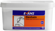 DESTAIN REMOVES COFFEE STAINS & TANNIN 5LTR