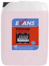 AUTO DISHWASH FOR SOFT - MED.HARD WATER AREAS 20L