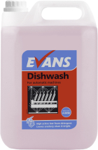 AUTO DISHWASH FOR SOFT - MED.HARD WATER AREAS 5LTR
