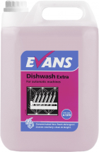 AUTO DISHWASH EXTRA FOR HARD WATER AREAS 5 LTR
