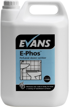 E-PHOS TOILET CLEANER & SANITISER 5LTR