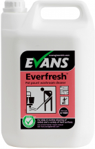 EAU-FRESH NON ACIDIC POT POURRI TOILET CLEANER 5LT