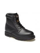 CLEVELAND SAFETY BOOT BLACK SIZE 7