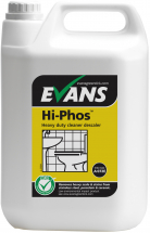 HI-PHOS HIGH ACTIVE CLEANER & DESCALER FOR S/S & PORCELAIN 5