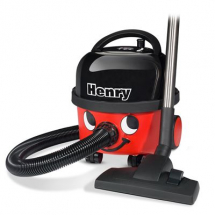 NUMATIC HVR160-11 HENRY 6 LTR VACUUM CLEANER 620W RED 230V