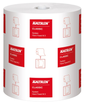 KATRIN WHITE CLASSIC SYSTEM TOWEL 160M
