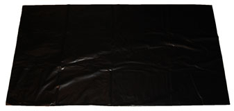 STRONG BLACK REFUSE SACK 18X29X34 160G