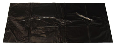 REGULAR BLACK REFUSE SACK 18X29X39 120G (PER 200)