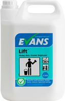 LIFT BACT.HD CLEANER & DEGREASER ODOURLESS 25L